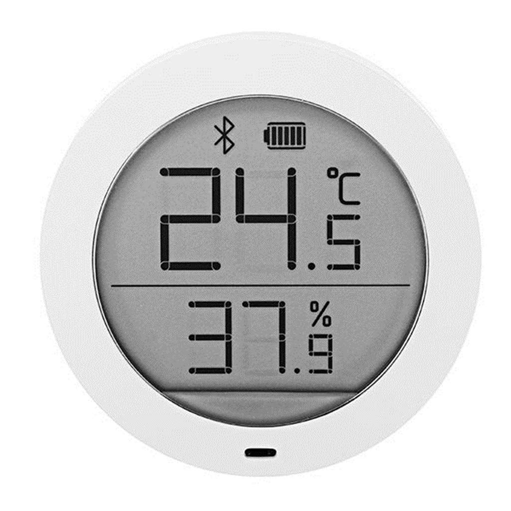 AutumnFall Connected Thermometer Hygrometer Smartphone Tablet or Computer Control Humidifier (White)