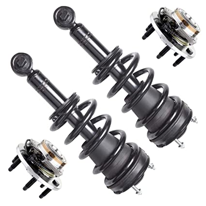 Amazon com: SCITOO Front Strut Spring Assembly, Wheel Hug