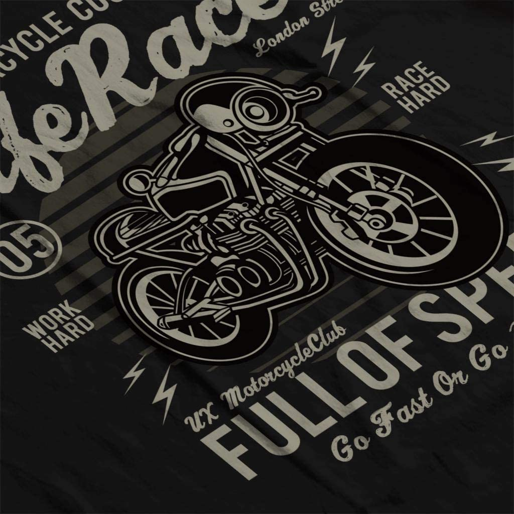 Cafe Racer Motorcycle Club Kids Sweatshirt