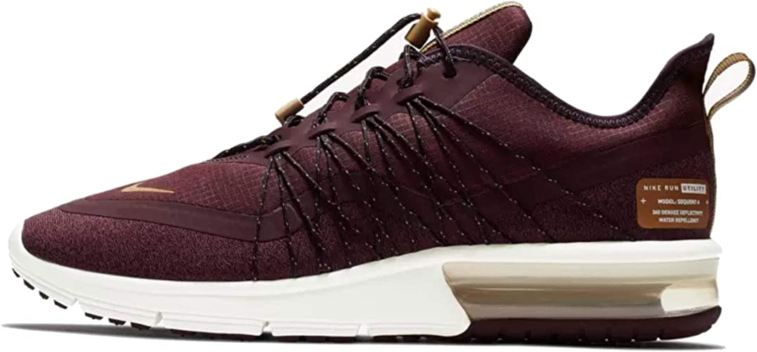 Nike WMNS Air Max Sequent 4 Utility, Chaussures de Running
