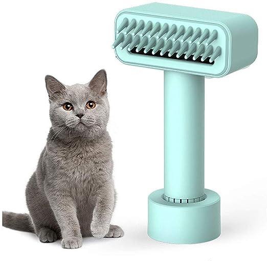 LQHK Peine Pelo Corto Perro, Eléctrico Cepillo para Gatos ...