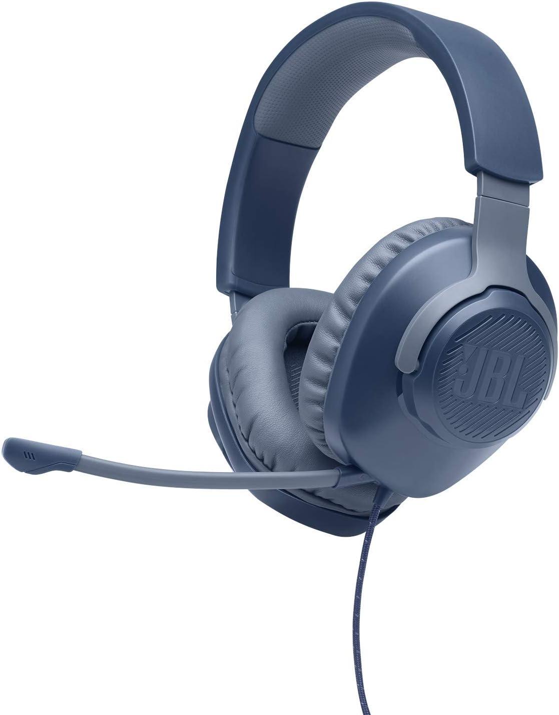 Jbl Quantum 100 Wired Over Ear Gaming Kopfhörer Large Elektronik