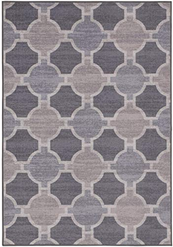 Rugsmith Fretwork Area Rug