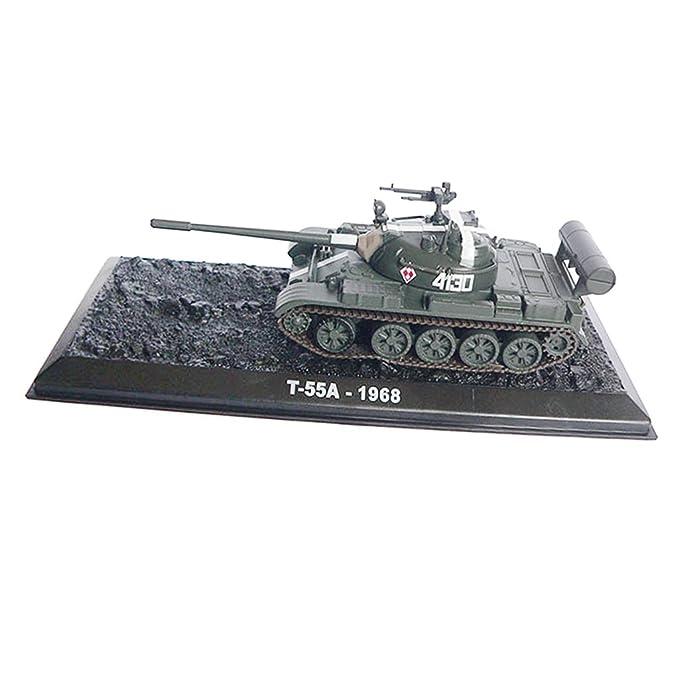 IPOTCH Maqueta de Tanque Soviética Modelo de Simulación de ...