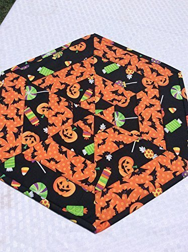Halloween Table Topper Runner Centerpiece -