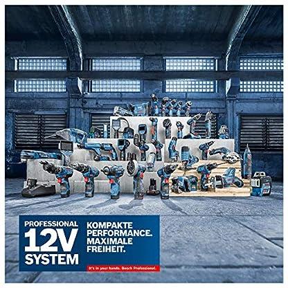 Bosch Professional 12V System Akku Kreissäge GKS 12V-26 (Sägeblatt-Ø: 85 mm, ohne Akkus und Ladegerät, in L-BOXX) 2