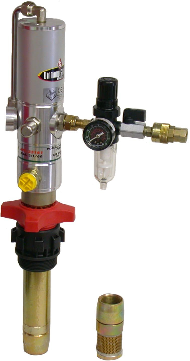 National-Spencer 1700R 3:1 Stub-Style Oil Pump