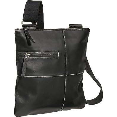 Amazon.com: Slim Cross Body Messenger Bag: Shoes