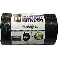 EcoBag 50 Heavy Duty Refuse Sacks