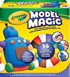 Crayola Model Magic Deluxe Variety Pack, 14 single packs, Net 7 OZ
