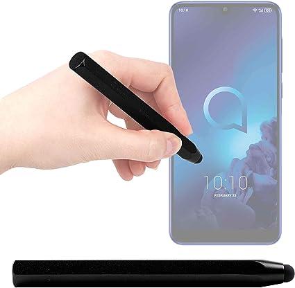 DURAGADGET Lápiz Stylus Negro para Smartphone Xiaomi Mi Mix 3 5G ...