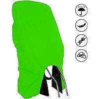 MadeForRain Sitzfeste, Wasserdichte Regenhülle/Abdeckung für Kinderfahrradsitze - CityFrog