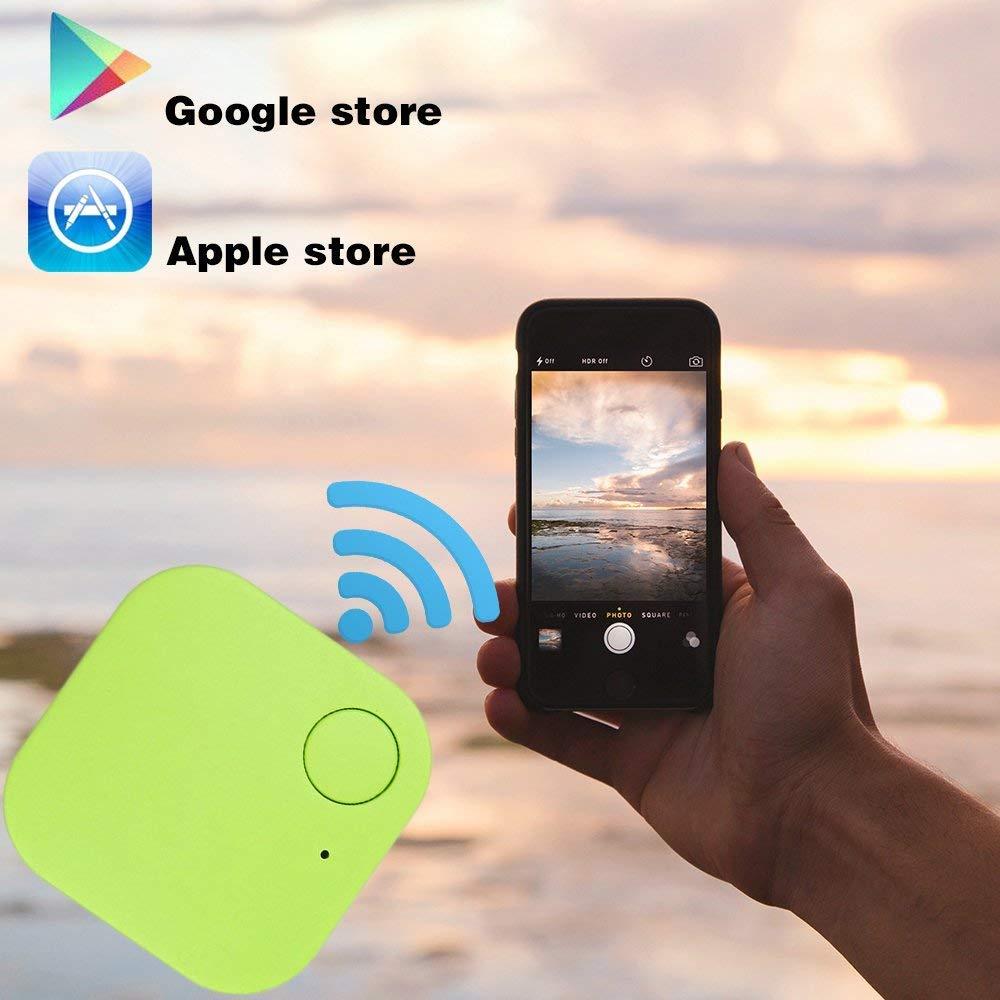 Amazon.com: Smart GPS Tracker - Localizador de llaves para ...
