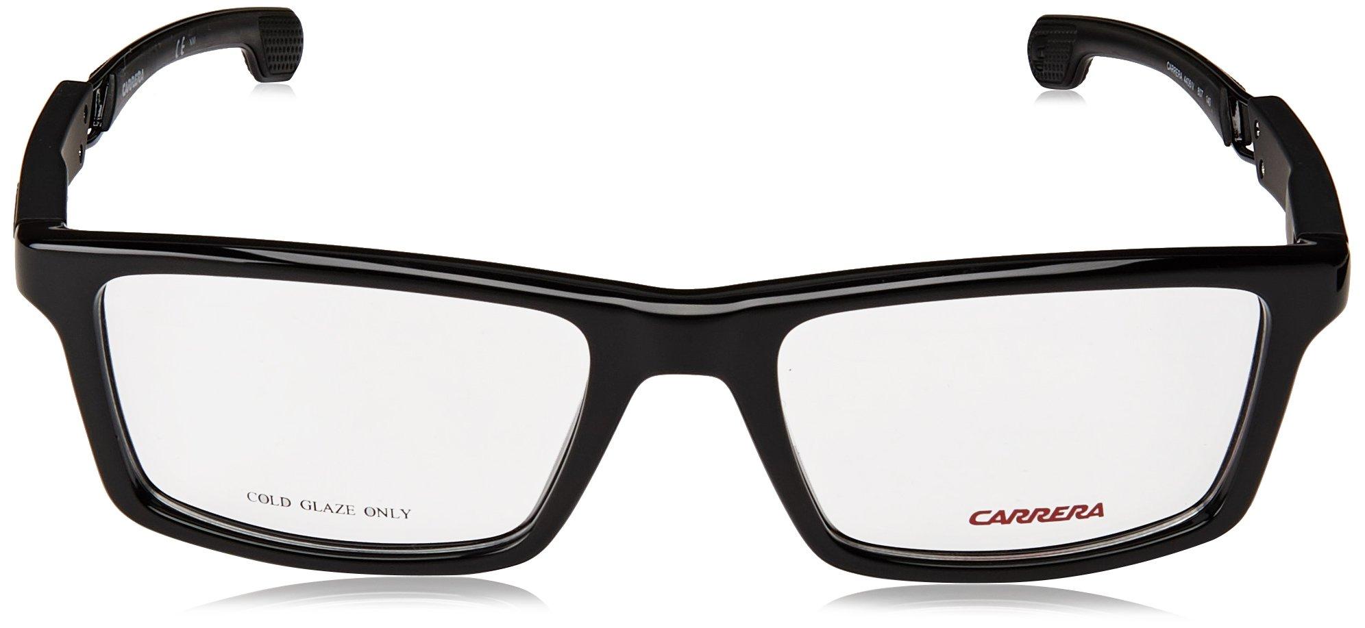 0a9df7b58aefc Carrera 4406 V Eyeglass Frames CA4406-0807-5318 - Black Frame