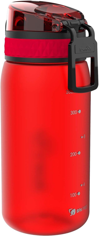 Ion8 Childrens Kids Leak Proof Bpa Free Lunchbox Water Bottle