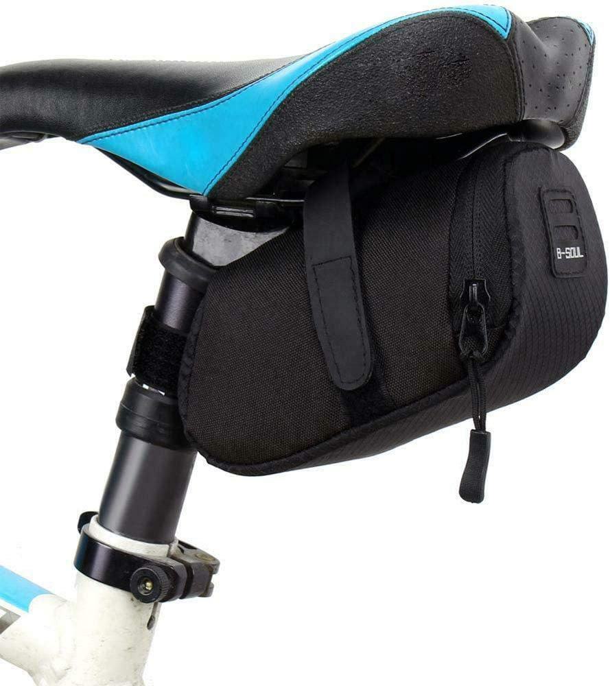 Portable Waterproof Storage Tail Pouch Cycling Bags Saddle Bicycle Bike Bag Y7F8