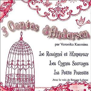 3 Contes d'Andersen | Livre audio