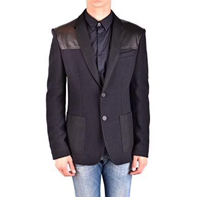 a8471e08 Amazon.com: Pierre Balmain Jacket Black: Clothing