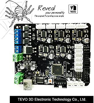 MKS Base v1.4 Reprap Impresora 3d control para tevo Tarántula ...