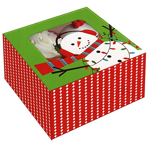 The Cookie Exchange - Windowed Cupcake Box (Windowed Cupcake Box)