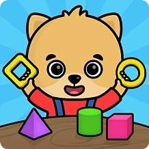 Jogos para crianças de 2-5 anos