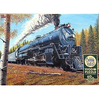 Cobblehill Puzzles 1000 Pc Santa Fe 3751