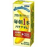 エルビー 毎朝1本バナナオレ 200ml×24本