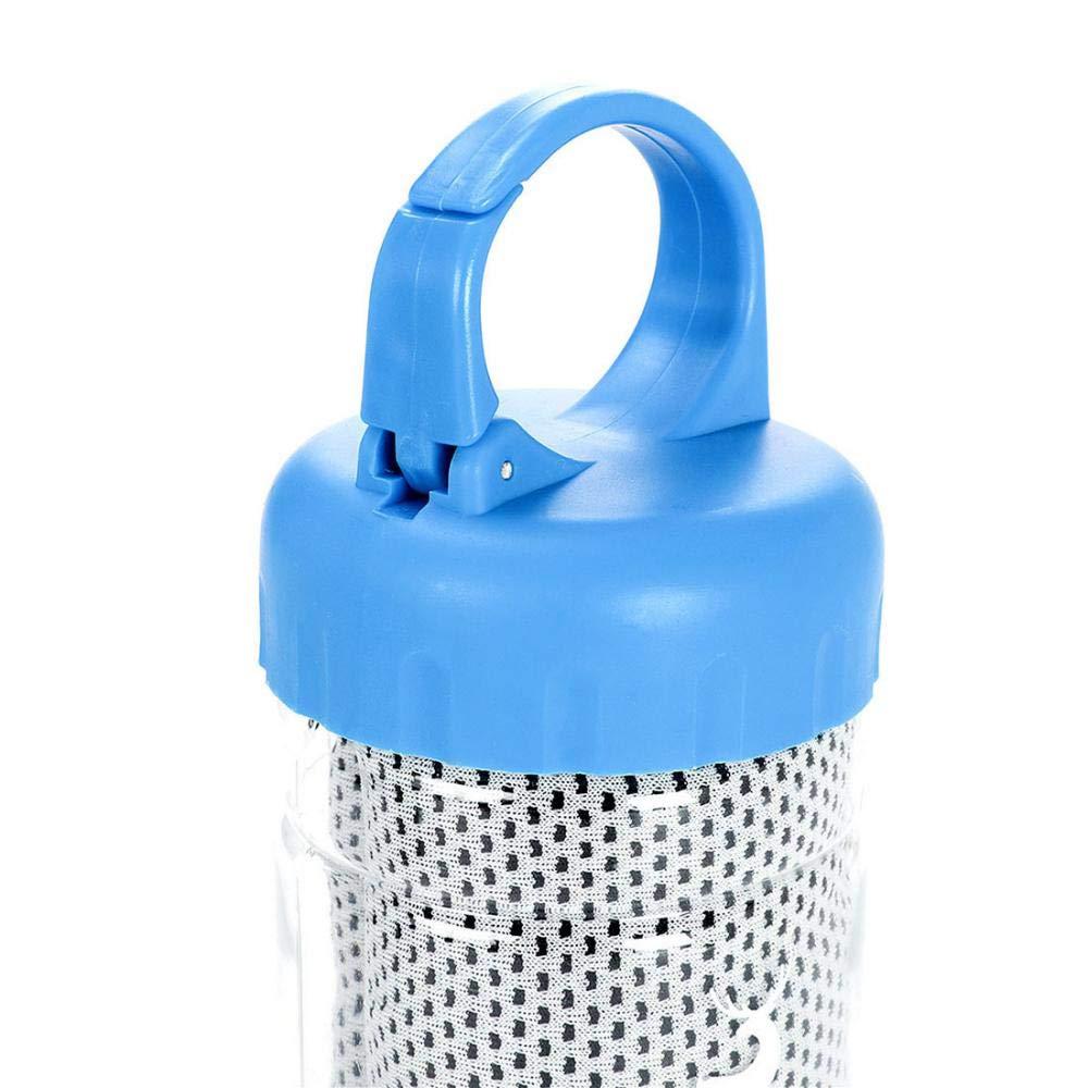 KLAHOMA Toallas de refrigeración para refrigeración instantánea, 100 x 30 cm, microfibra, toalla de refrigeración para mantener frío, toalla de deporte para ...