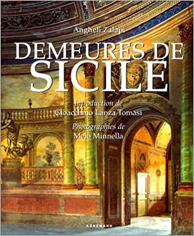 Livres gratuits en ligne Demeures de Sicile pdf epub