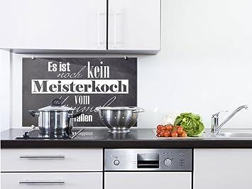 Rückwand Herd graz design spritzschutz herd für küche küchen rückwand in grau
