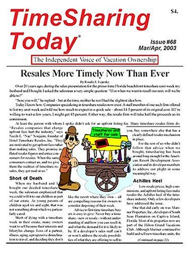 Best Price for TimeSharing Today Magazine Subscription