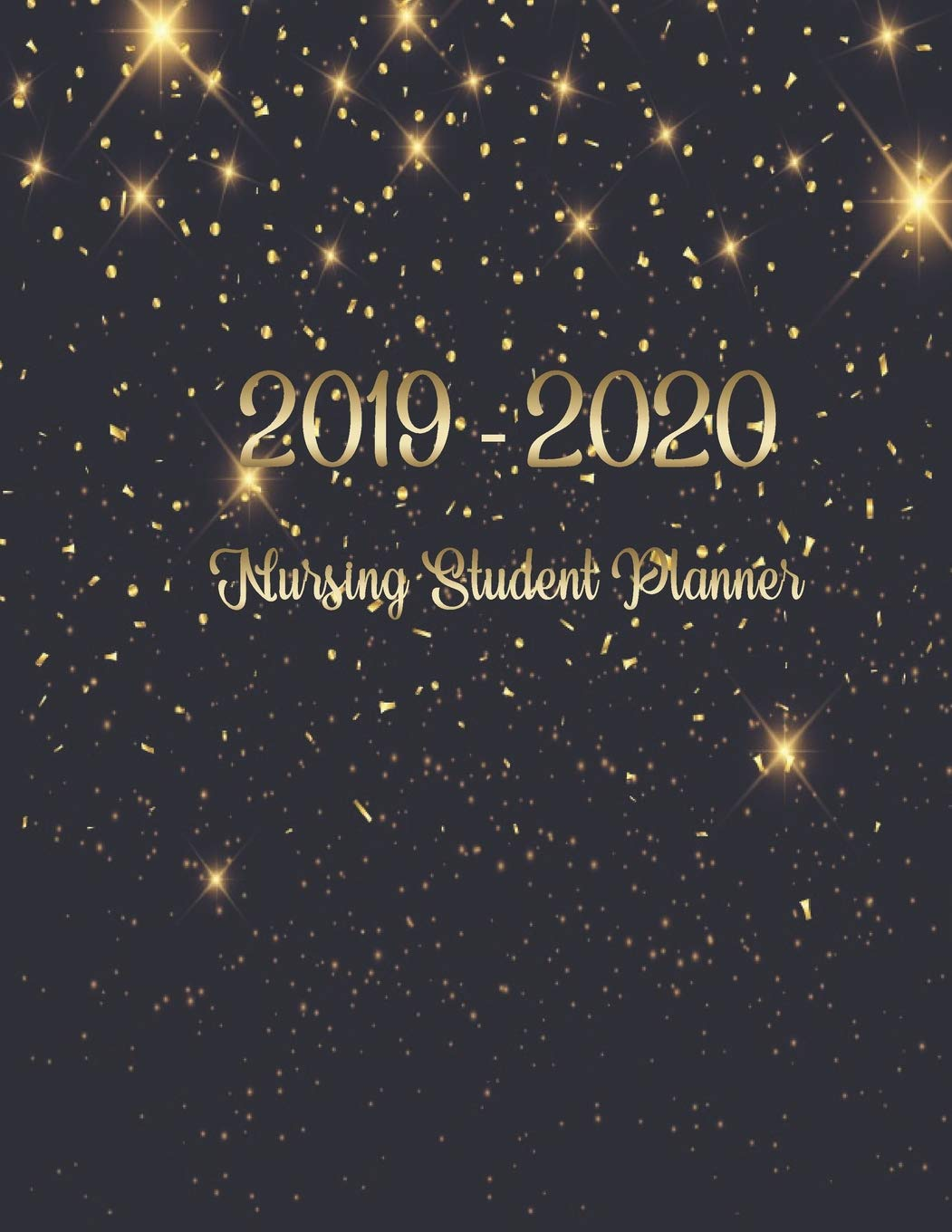 Amazon.com: Nursing Student Planner 2019-2020: Weekly and ...