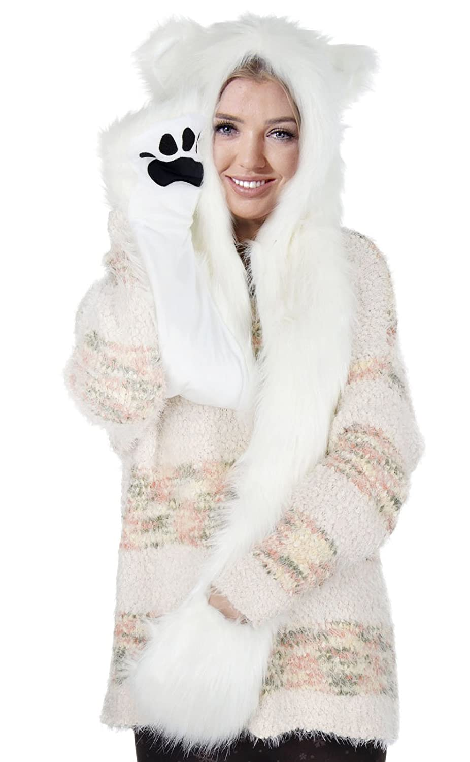 81b18e5a6cd Top 10 wholesale Animal Hood Hat - Chinabrands.com