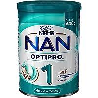 NAN Fórmula Infantil 1 Optipro, 400Gr