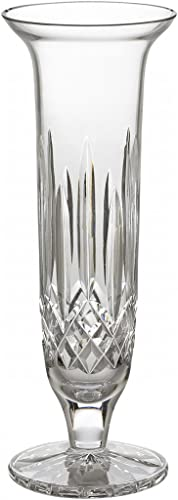 Waterford Lismore Footed Stem Vase 8″ Crystal