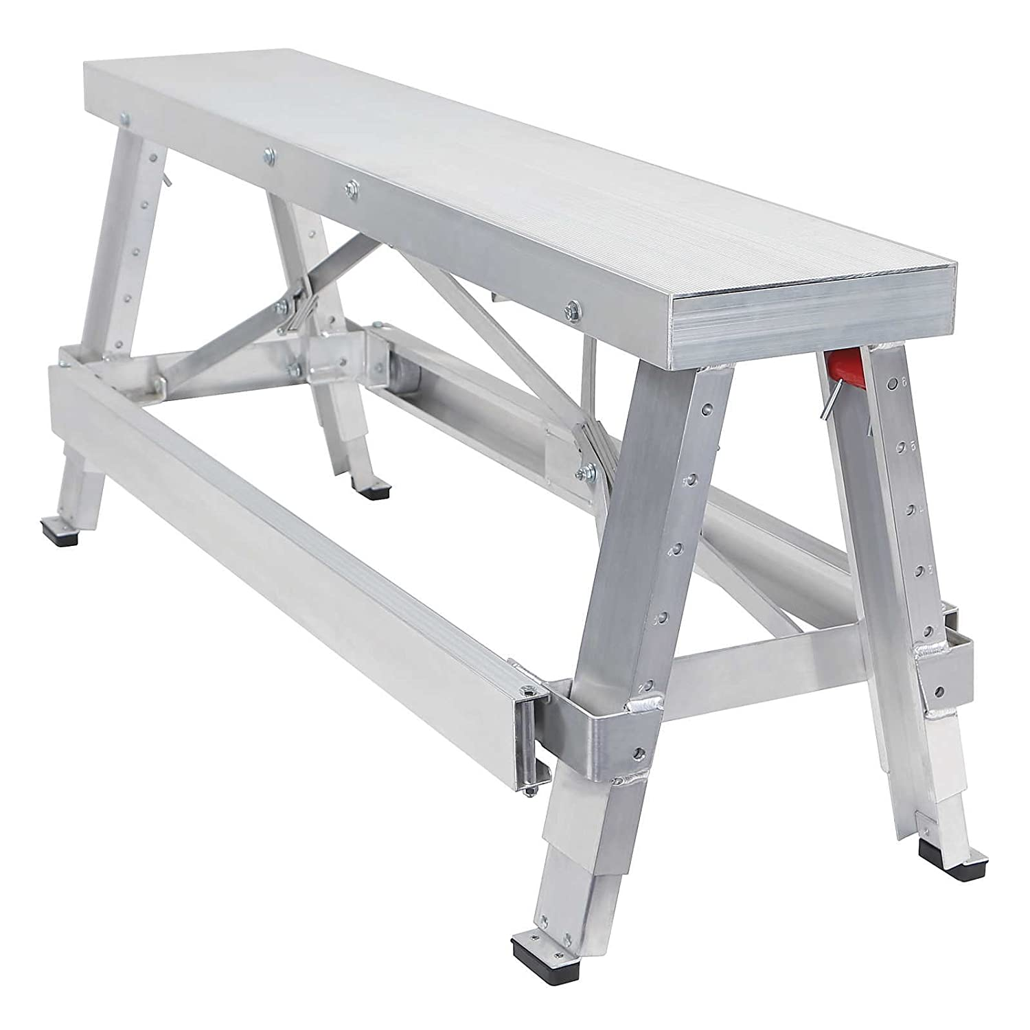 Amazon.com: GypTool Adjustable Height Drywall Taping U0026 Finishing Walk Up  Bench: 18 In.   30 In.: Home Improvement