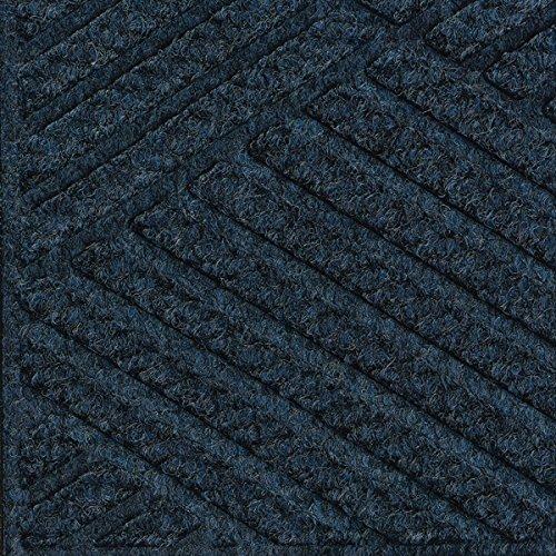 Half-Circle Waterhog Grand Premier Door Mats - Indigo 4' x 2.3' ()