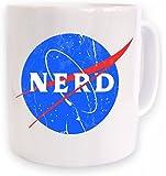 Nerd NASA Logo Mug - Science Geek Mug