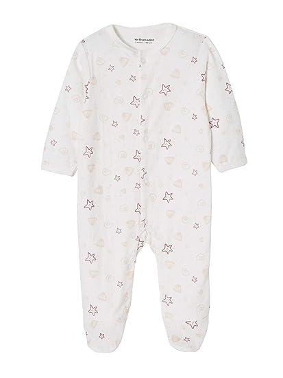 VERTBAUDET Lote de 2 pijamas bebé recién nacido orilla del mar Rosa ...