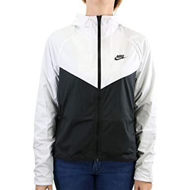Nike Heritage Jacket Windbreaker Canotta Senza Maniche Sporty Donna