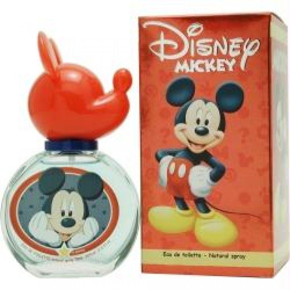 Mickey Mouse Eau De Toilette Spray Kids by Disney, 1.7 Ounce
