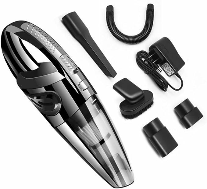 Rundong R-6053 - Aspirador de Coche para aspiradora de 120 W con Doble Uso en seco y Mojado: Amazon.es: Electrónica
