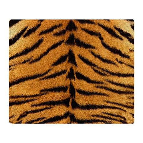Tiger Print Throw (CafePress - Tiger Fur Print - Soft Fleece Throw Blanket, 50