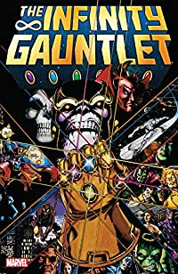 Infinity Gauntlet by Jim Starlin ebook deal