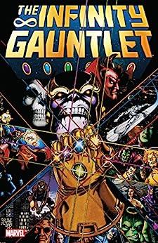 Infinity Gauntlet by [Starlin, Jim]