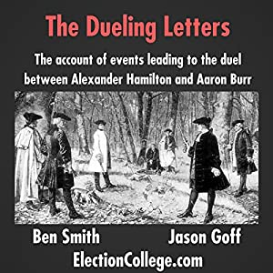 The Dueling Letters Audiobook
