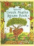 Usborne Greek Myths Jigsaw Book, Heather Amery, 079451183X