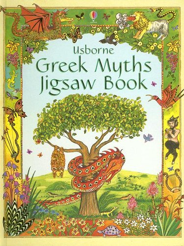 Download Greek Myths Jigsaw Book (Luxury Jigsaw Books) PDF