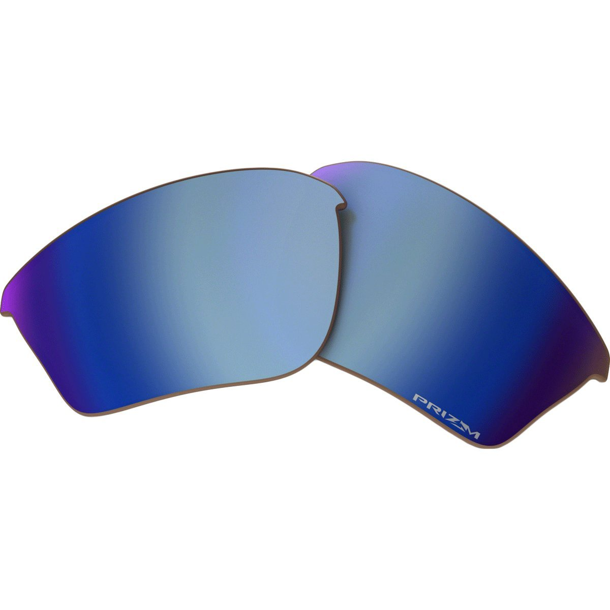 Oakley Half Jacket 2.0 XL Adult Replacement Lens Sunglass Accessories - Prizm Deep Water Polarized/One Size by Oakley