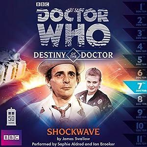 Doctor Who - Destiny of the Doctor - Shockwave Audiobook